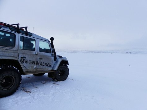 Adventuring the Golden Circle with Moonwalker Tours