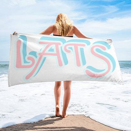 LATS Beach Towel