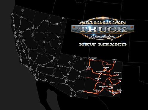 DLC New Mexico - American Truck Simulator