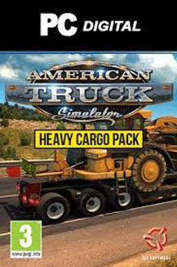 DLC Heavy Cargo - American Truck Simulator