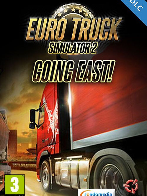 DLC Going East - Euro Truck Simulator 2