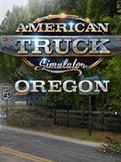 DLC Oregon - American Truck Simulator