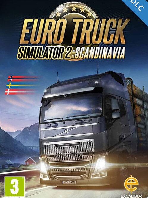 DLC Scandinavia - Euro Truck Simulator 2