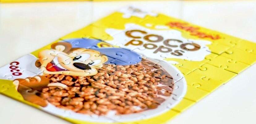Mini Puzzles Kellogg's - Coco Pops Puzzle