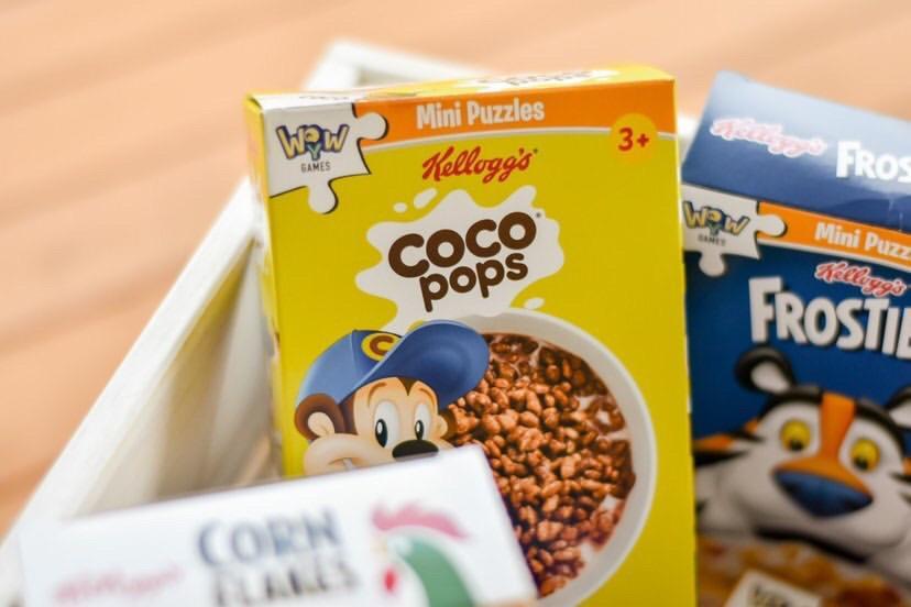 Mini Puzzles Kellogg's - Coco Pops