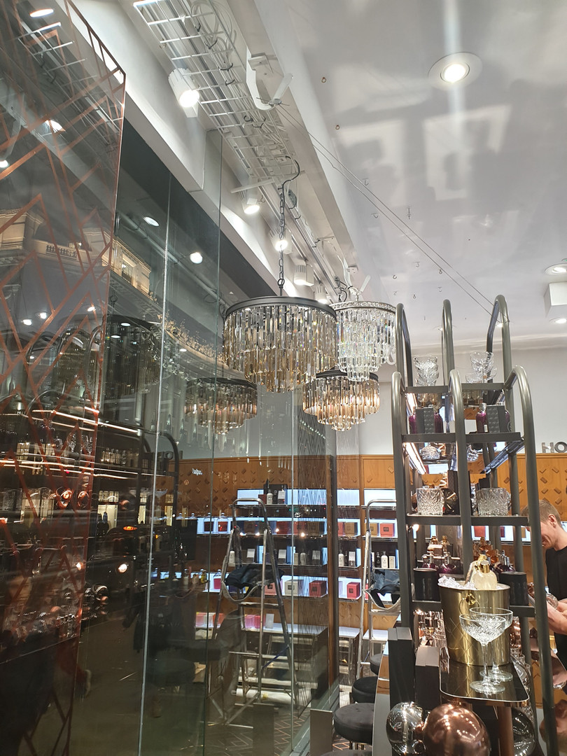 Shopfront displays