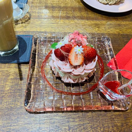 sweetscafe galler ℃ sesshi@大阪阿倍野