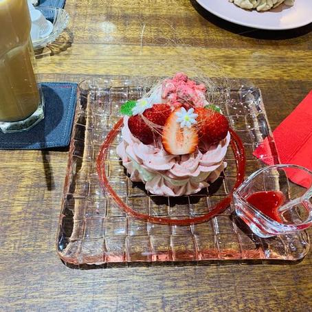 sweetscafe galler ℃ sesshi@大阪阿倍野