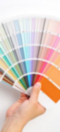 Paint booklet