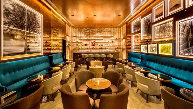 Por que visitar o Burle, o ainda pouco conhecido bar de drinks do monumental Palácio Tangará, no Pan