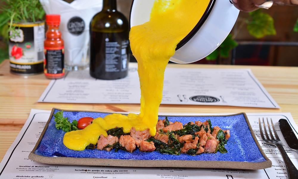 Melhores restaurantes novos ipanema Rio de Janeiro Cantina da Praça Polenta