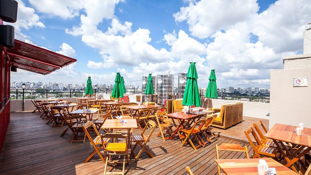 Melhores Bares Novos rooftop São Paulo Oh Freguês Freguesia do Ó