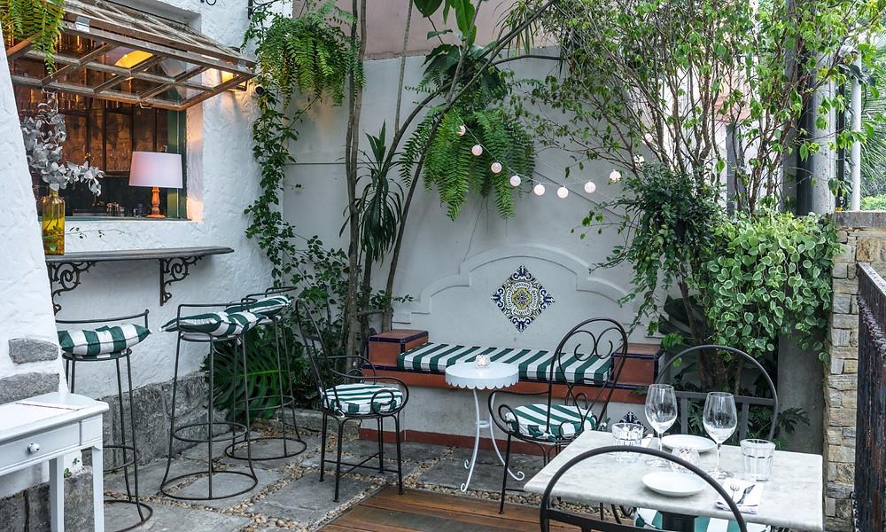Melhores restaurante novos Nello Garaventa Grado Jardim Botânico Rio de Janeiro Panzanella