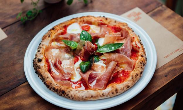 Rossomopomodoro: pizzas do Eataly agora em casa própria, quase no mesmo bairro