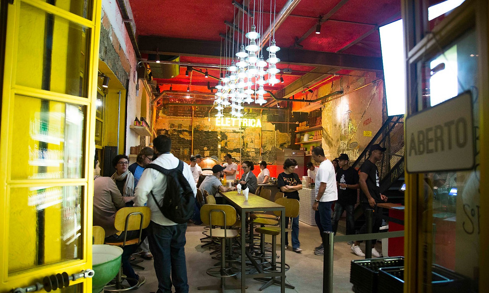 Melhores restaurantes novos Bráz Pizzaria Pinheiros CiaTC