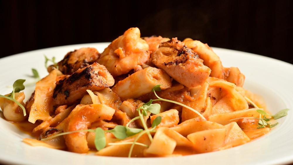 Melhores Restaurantes Novos Bota Cucina Italiana Marina da Glória Rio de Janeiro  chef Joca Mesquita