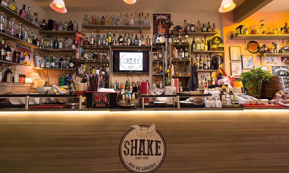 Melhores bares Novos Shake Speakeasy Rio de Janeiro Centro Walter Garin