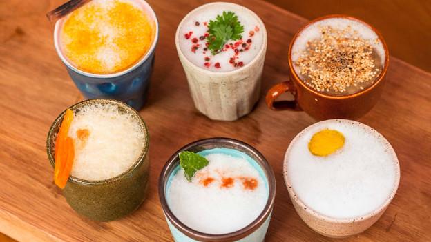 Seis novos cocktails com pisco para voltar ao Suri Ceviche Bar, em Pinheiros
