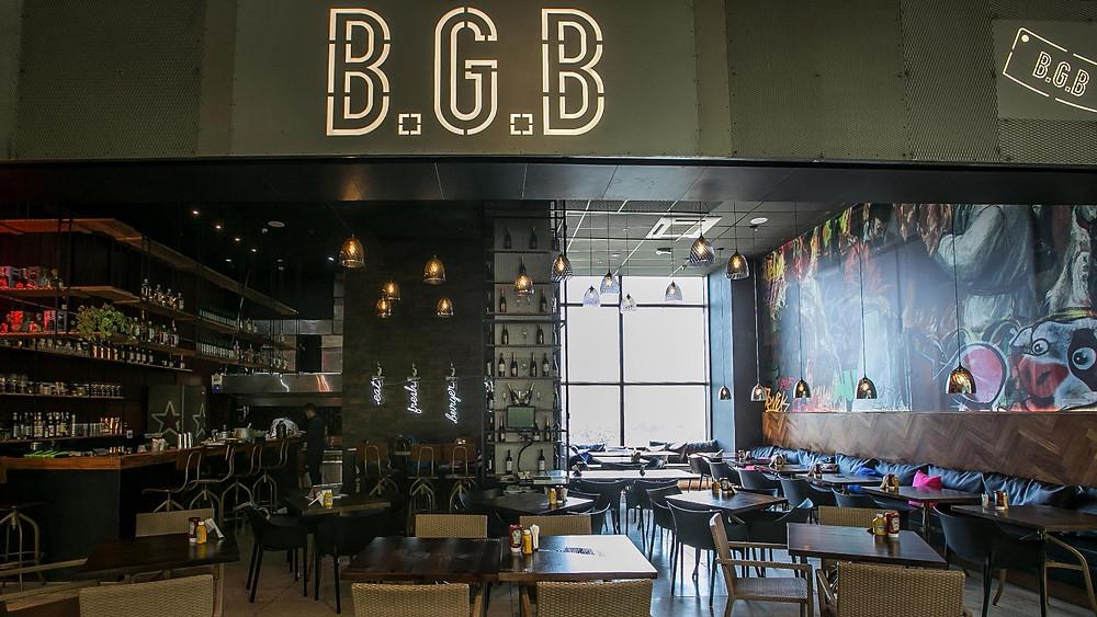 Melhores  bares novos BGB bar shoppping Cidade Jardim Marcelo Serrano
