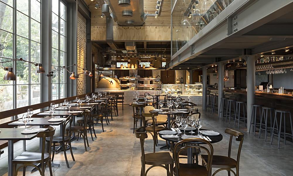 Melhores restaurantes novos Casa Camolese Jockey Gávea Vik Muniz