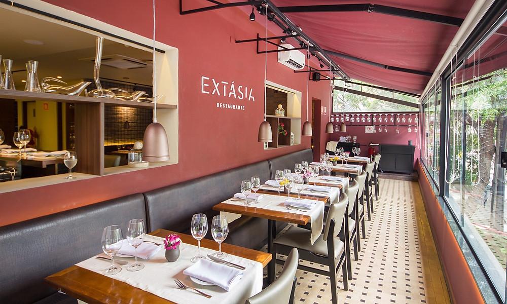 Melhores restaurantes novos Extásia Vila Nova Conceição São paulo asiático contemporâneo Grand Cru