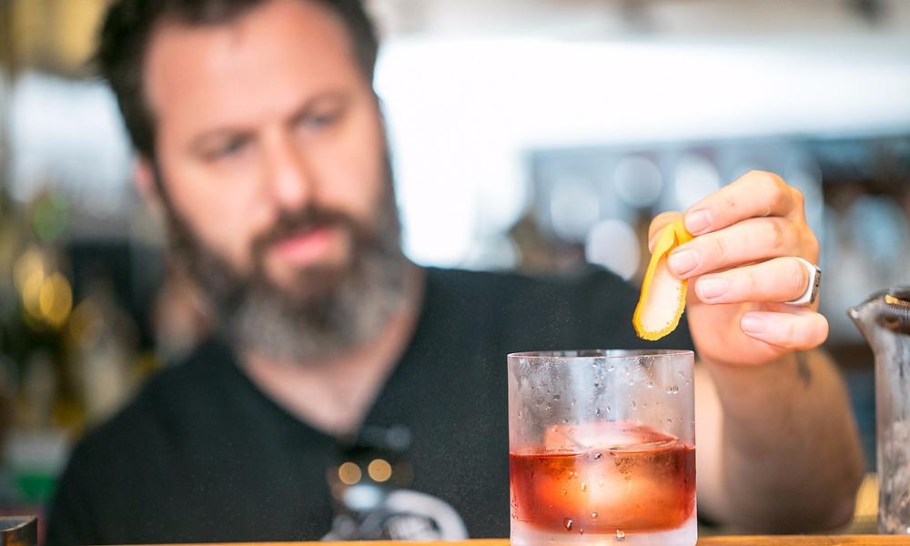 Melhores bares novos Apothek Cocktails ale dagostino