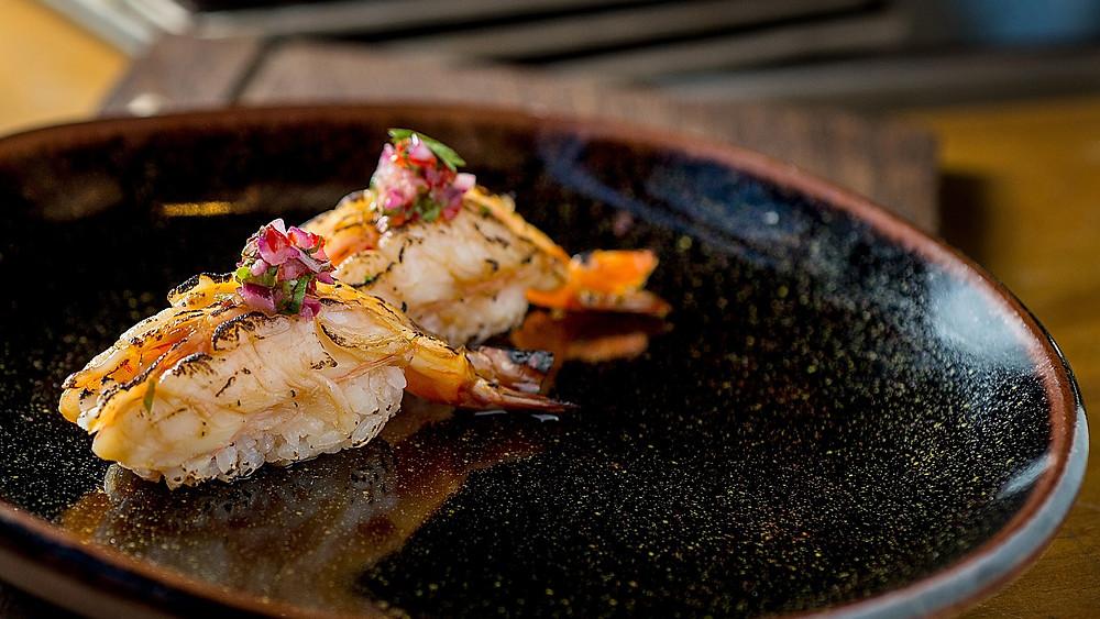 Melhores Restaurantes Novos gastronomia Cardápio renovado Tatá Sushi Masterchef Leo Young