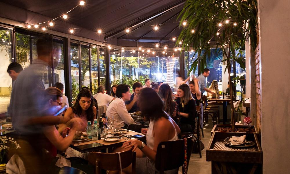 Melhores Restaurantes Novos Pizza italiano Vila Nova Conceição Muza São Paulo