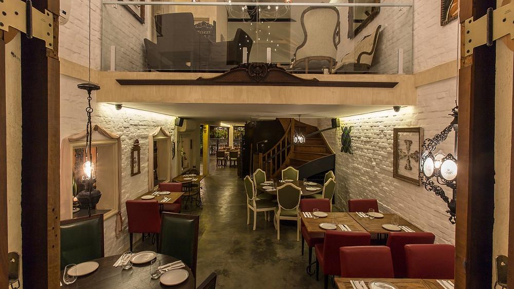 Melhores Bares  Novos Axado gastronomia Vila Madalena Joachim Koerper