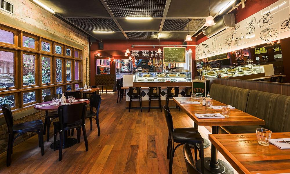 Melhores Restaurantes Novos Etto Jardins Italiano Nhoque barato