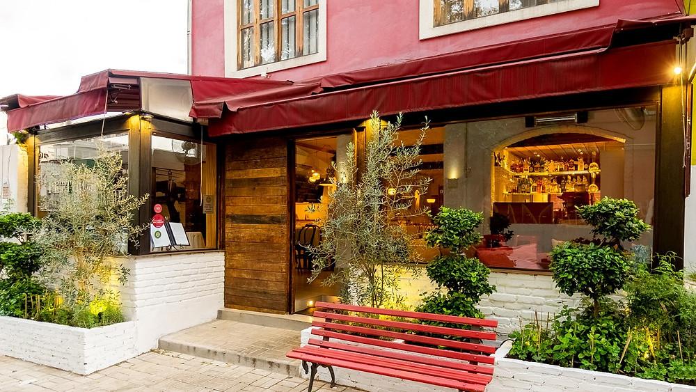Melhores Restaurantes gastronomia OSTERIA DEL PETTIROSSO jardins