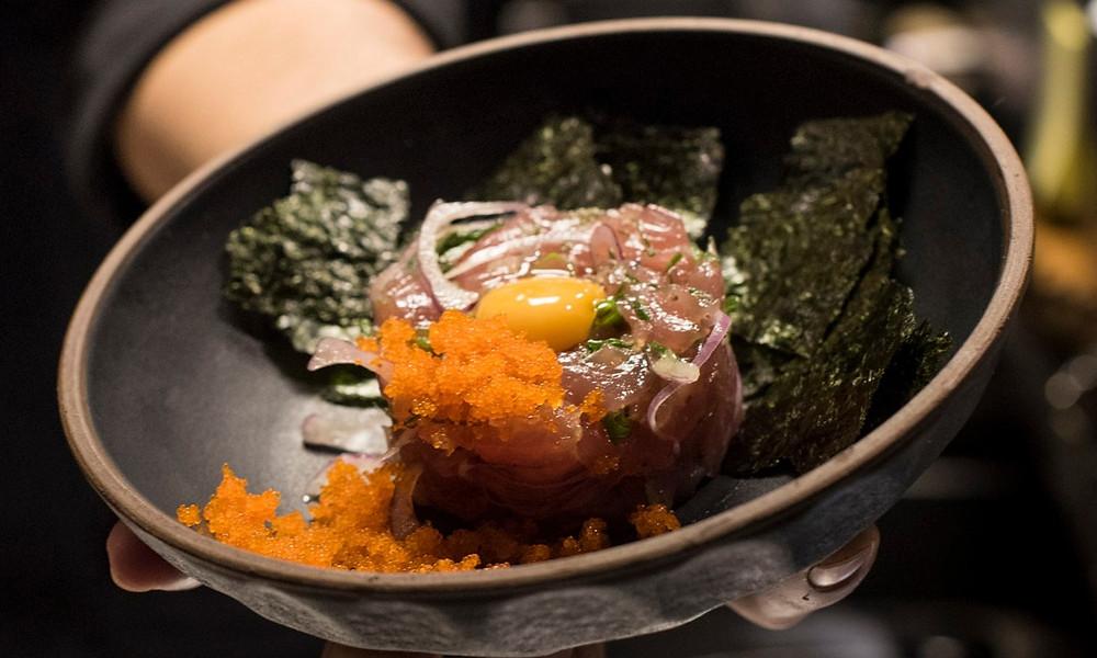 Melhores restaurantes novos leblon Let´Sushi Izakaya