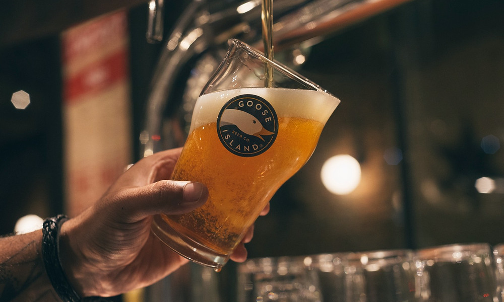 Melhores Bares Novos Goose Island Ipa Honker Ale Wheat Ambev Largo da Batata Cerveja Chope Artesanal Brewhouse