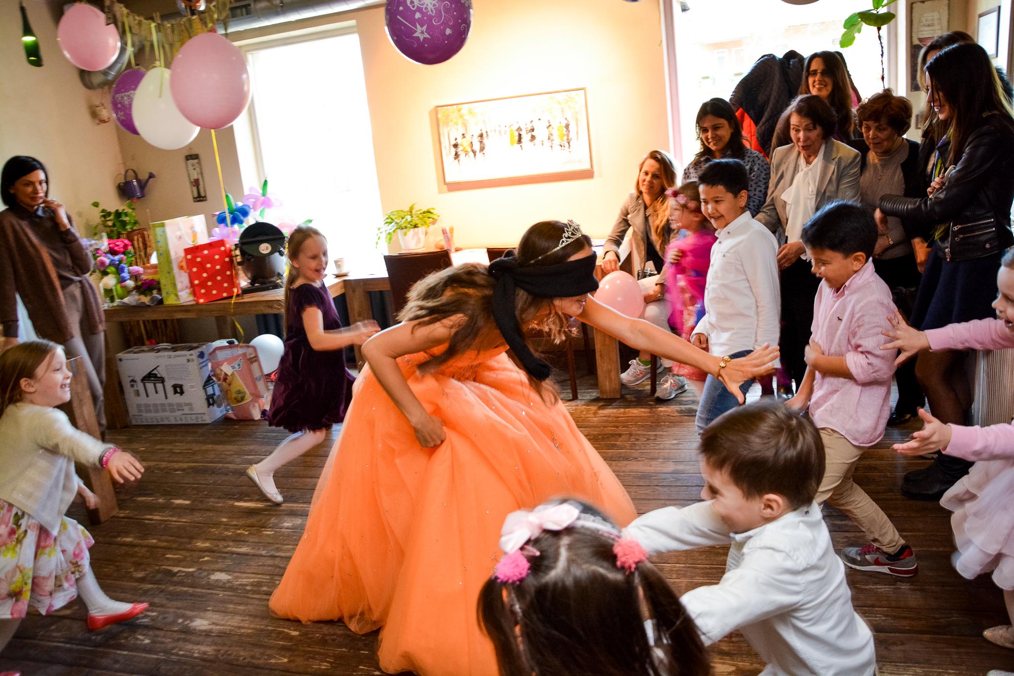 Bērnu ballītes