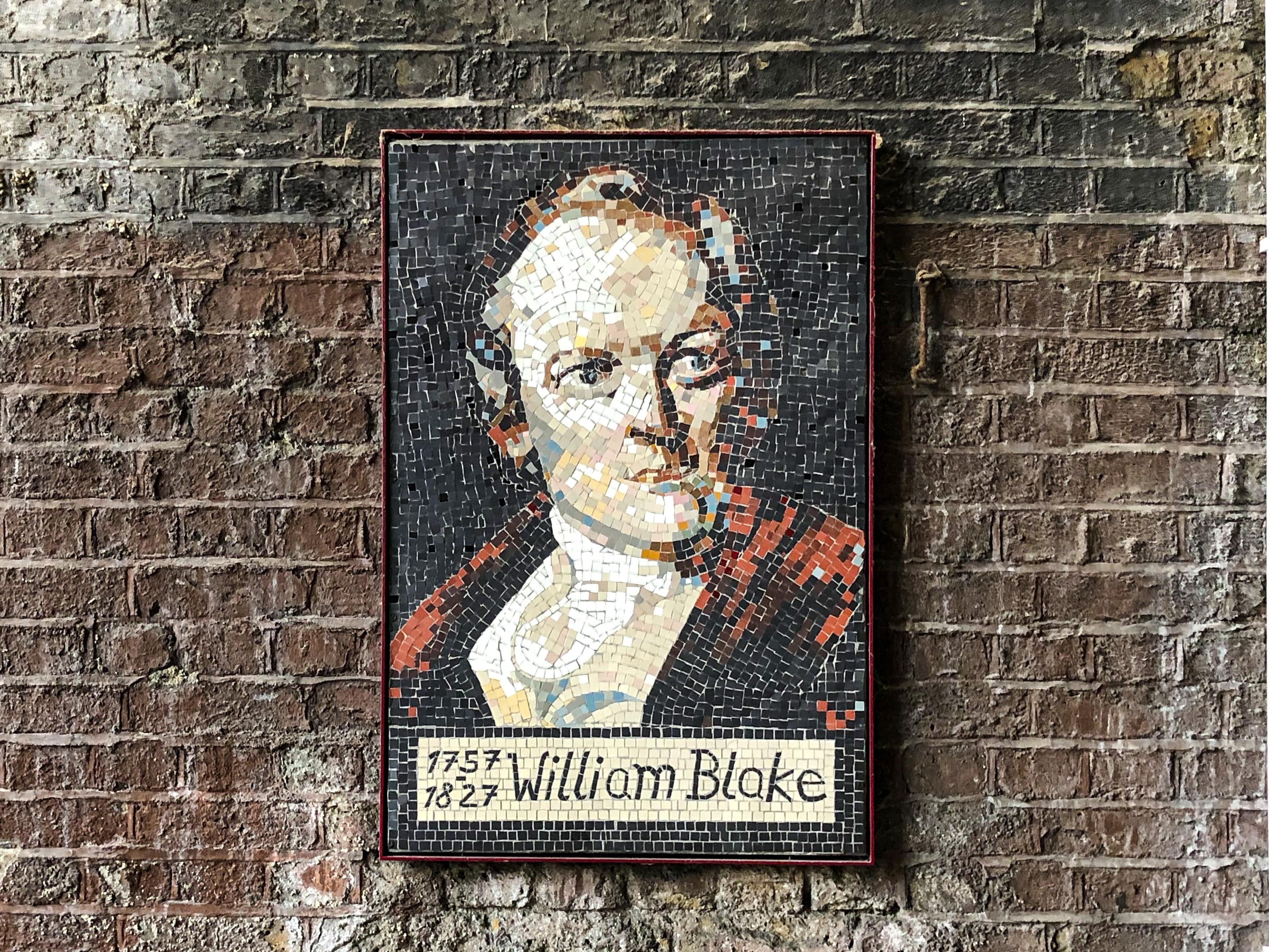 William Blake & Lambeth walking tour