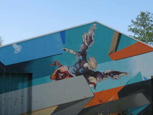 When street art is fine art