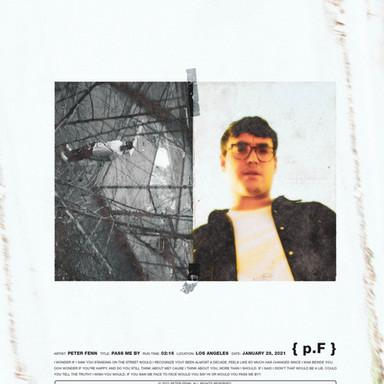 PETER FENN - PASS ME BY