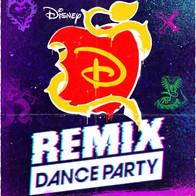 DISNEY REMIX DANCE PARTY - NIGHT FALLS & CHILLIN' LIKE A VILLAIN