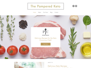 The Pampered Keto