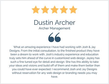 Dusin Archer Review