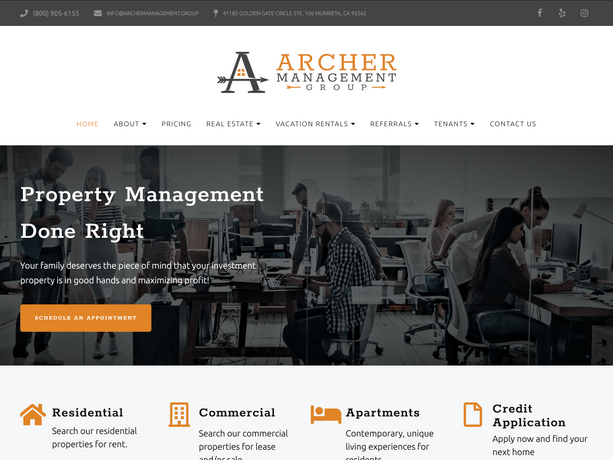 Archer Management Group