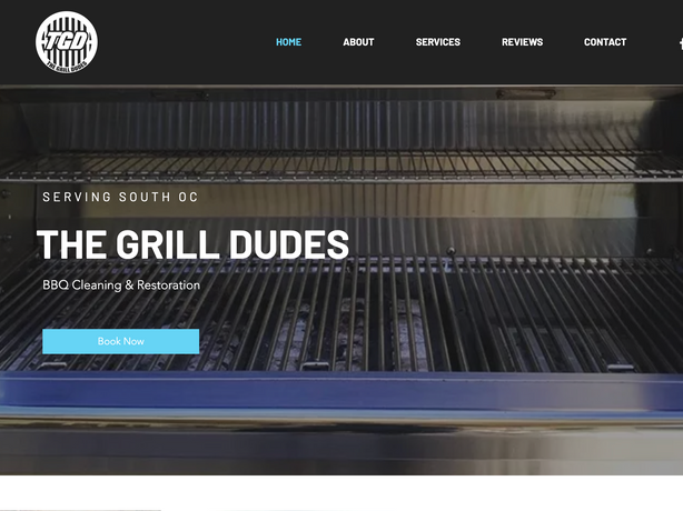 The Grill Dudes