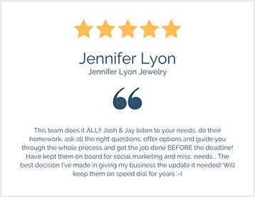 Jennifer Lyon Review