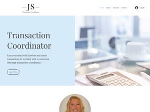 JS Transaction Coordinator