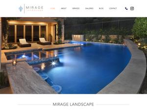 Mirage Landscape