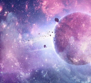 HARLYM WORLD SPACE