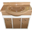 Thumbnail: Oval Front Cupboard