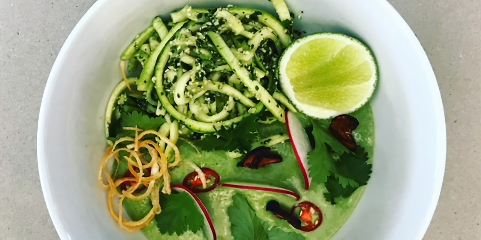 Introduction to Raw & Lunch $120