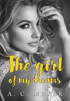 The girl of my dreams - capa.jpg