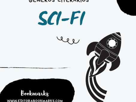 Gênero literário: Ficção científica